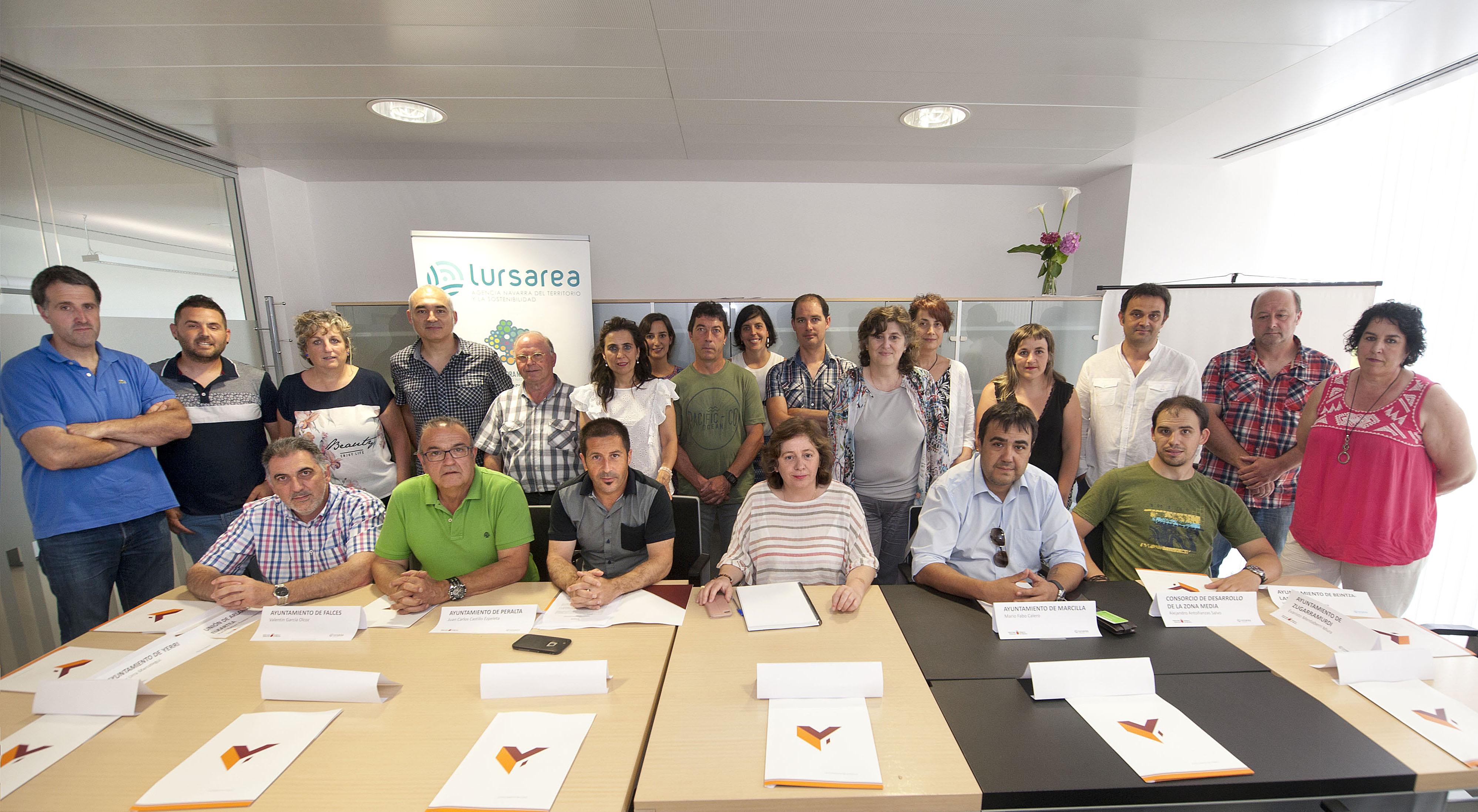 Nace la Asociación Red Explora Navarra para coordinar la gestión de los espacios naturales y protegidos de Navarra