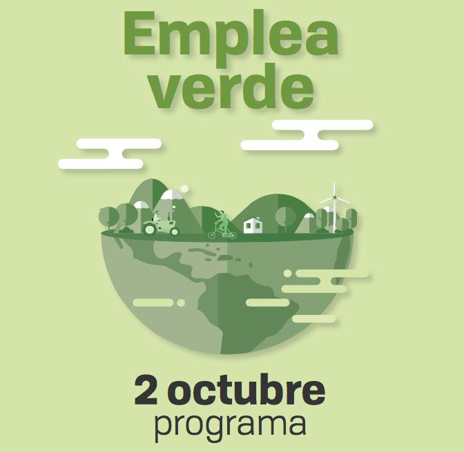 Emplea Verde el próximo miércoles 2 de octubre – Navarra Circular