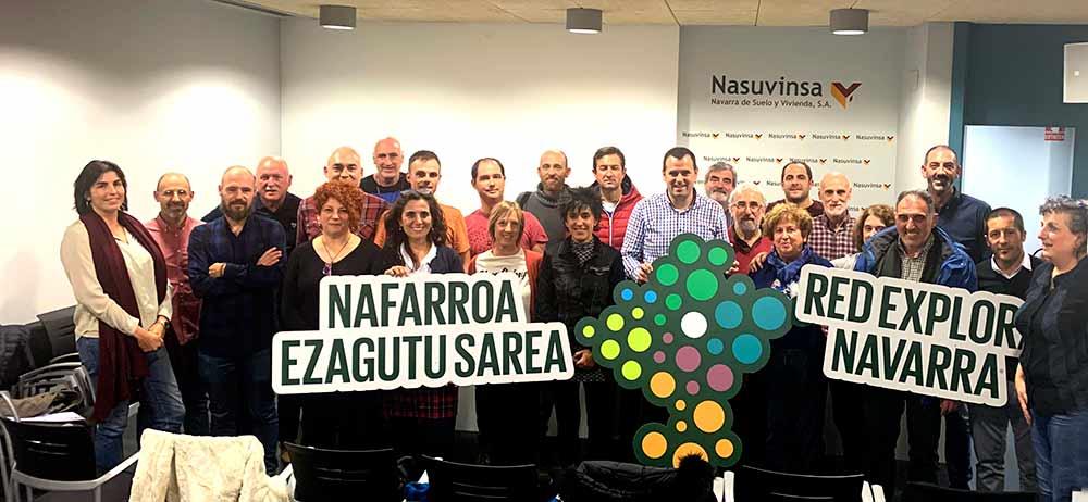 Gustavo Ortiz de Barrón y Rubén Goñi, elegidos presidente y vicepresidente en la asamblea general de Explora Navarra