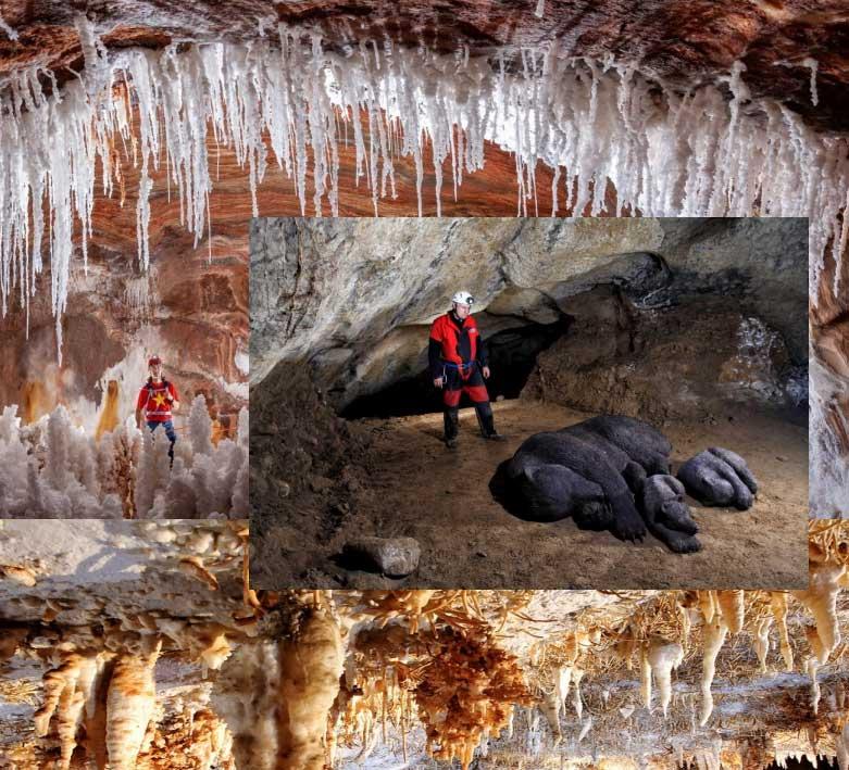 Jornadas técnicas en las cuevas de la Cordillera Cantábrica