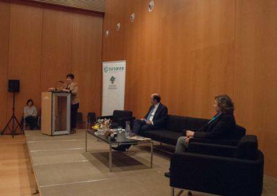 Ponencia Consejera de Gobierno de Navarra
