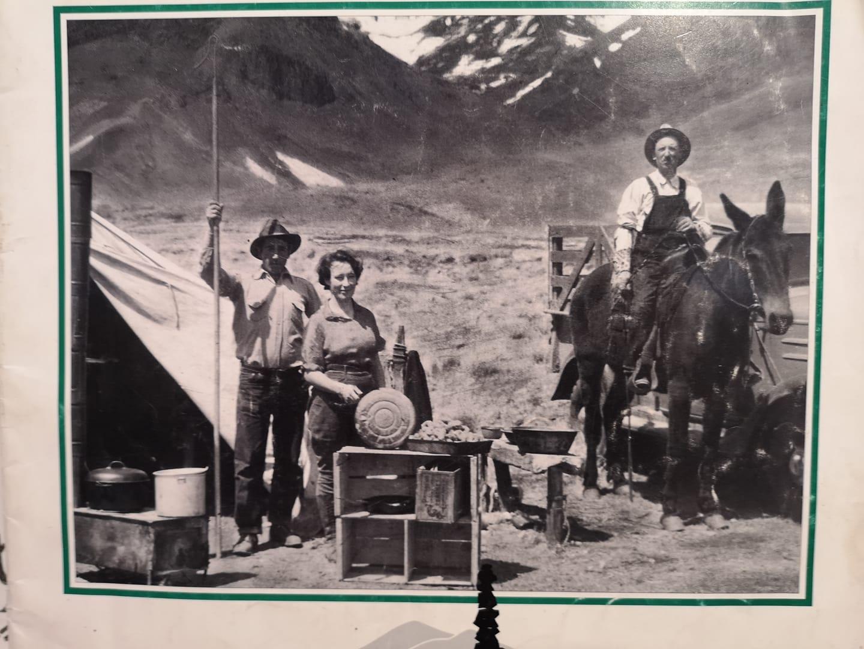 pastores americanos imagen antigua
